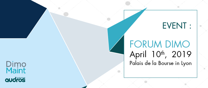 Forum Dimo 2019 10th April Lyon
