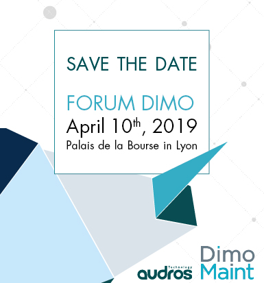 Forum Dimo April 10th 2019 Palais de la Bourse Lyon